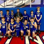 BBB:  Freshmen Win West Noble Tourney