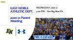 Parent Meeting – 7/22/2020 @ 7:00 PM