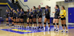 VB | Knights Sweep Northridge