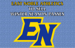 EAST NOBLE ATHLETICS TO SELL WINTER SEASON PASSES