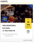 GBB Tickets – 1.26.2021