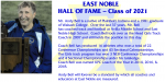 Hall of Fame Inductee – Mr. Andy Bell