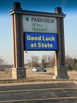 Good luck to Miah Hudson at STATE!