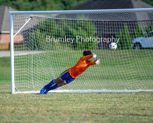 ECHS Boy's Varsity Soccer vs South Knox
