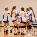 ECHS Girl's Volleyball vs Dugger Union