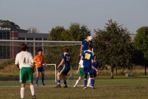 ECHS Boy's Varsity vs Vincennes