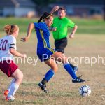 ECHS Lady Soccer Eagles vs Gibson Southern