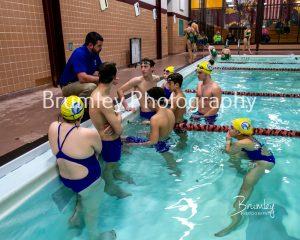 ECHS Swim Team @ Pike Central