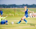 ECHS Lady Soccer Eagles vs NE Dubois