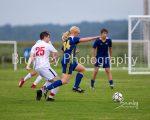 ECHS Men's Soccer Eagles vs Evansville Mater Dei