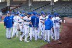 Baseball vs NE Dubois at Bosse Field