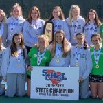 Bishop England girls win 9th straight tennis title