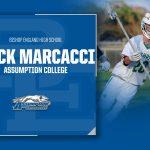 Congratulations Mick Marcacci
