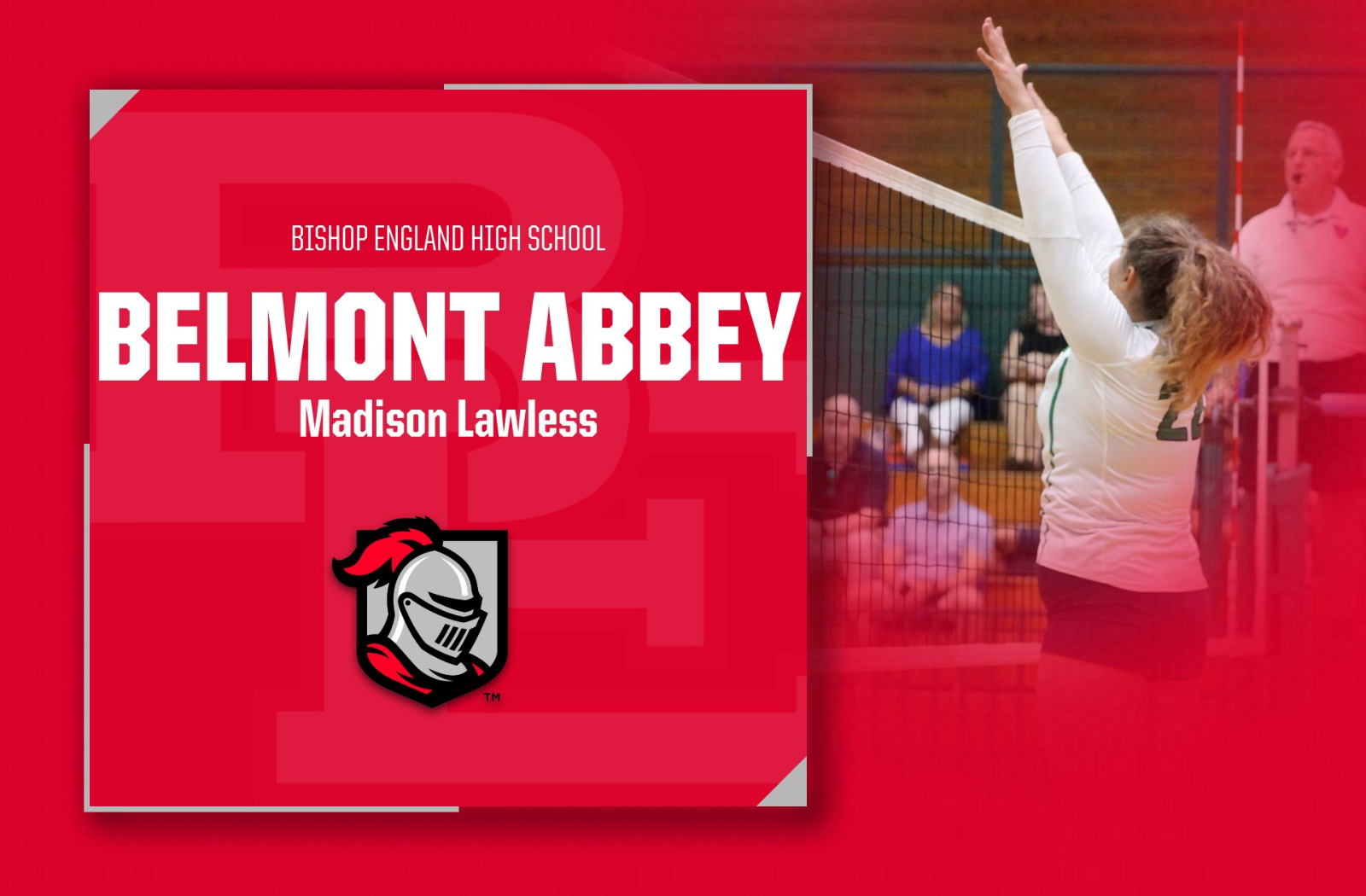 Congratulations Madison Lawless