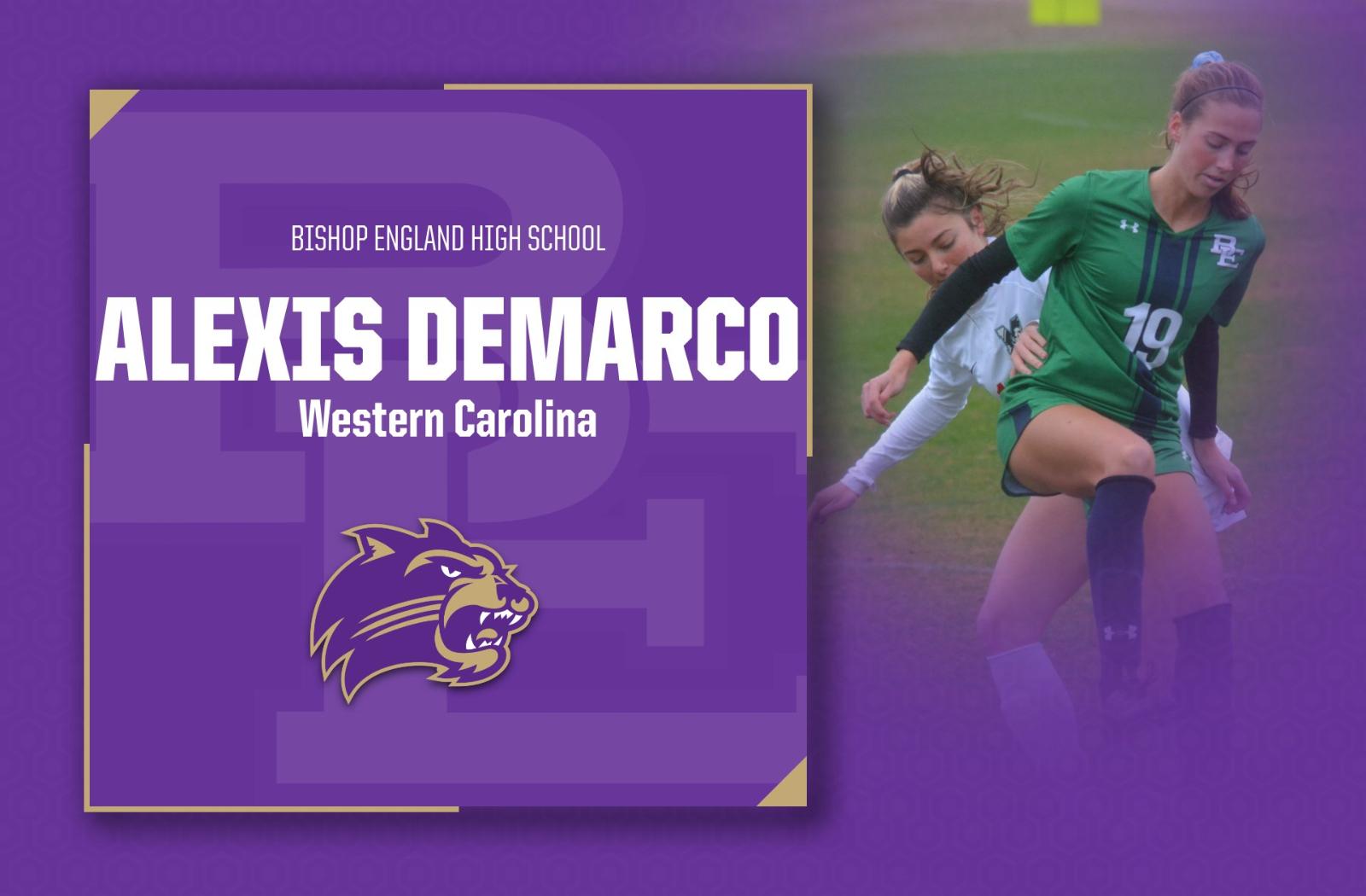 Congratulations Alexis DeMarco