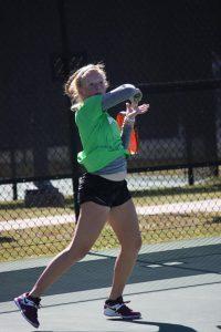 Tennis Individual Finals