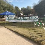 BE Kids Volunteer at the Knights of Columbus Turkey Day Run