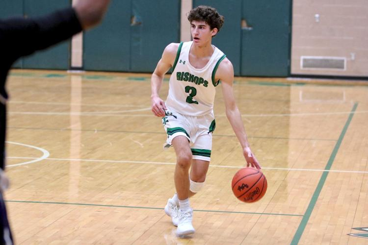 Unbeaten Bishops steal overtime win at Waccamaw