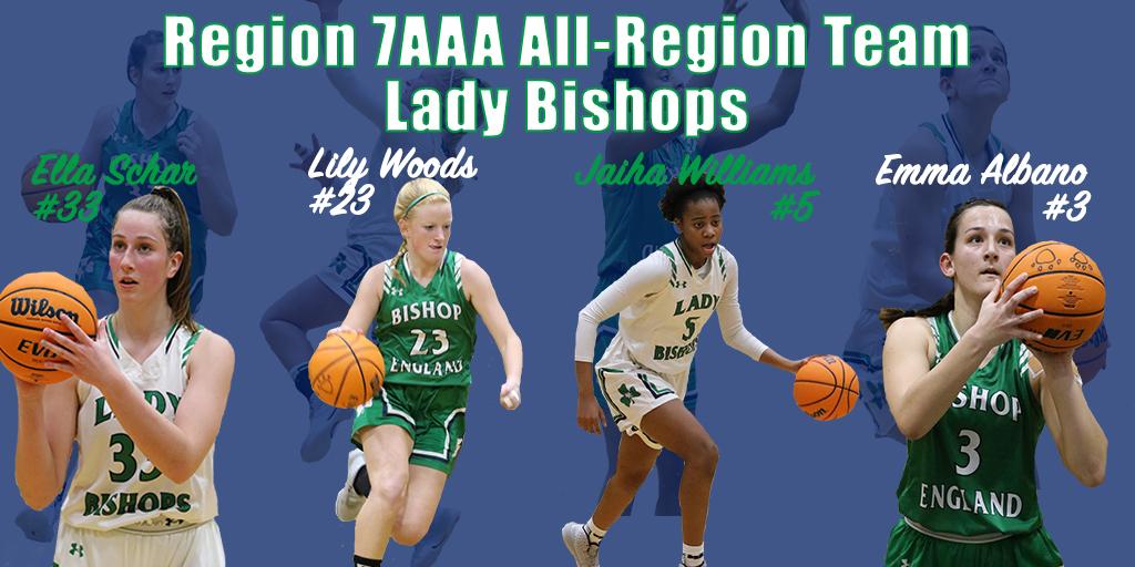 Girls Basketball All-Region Team Announced