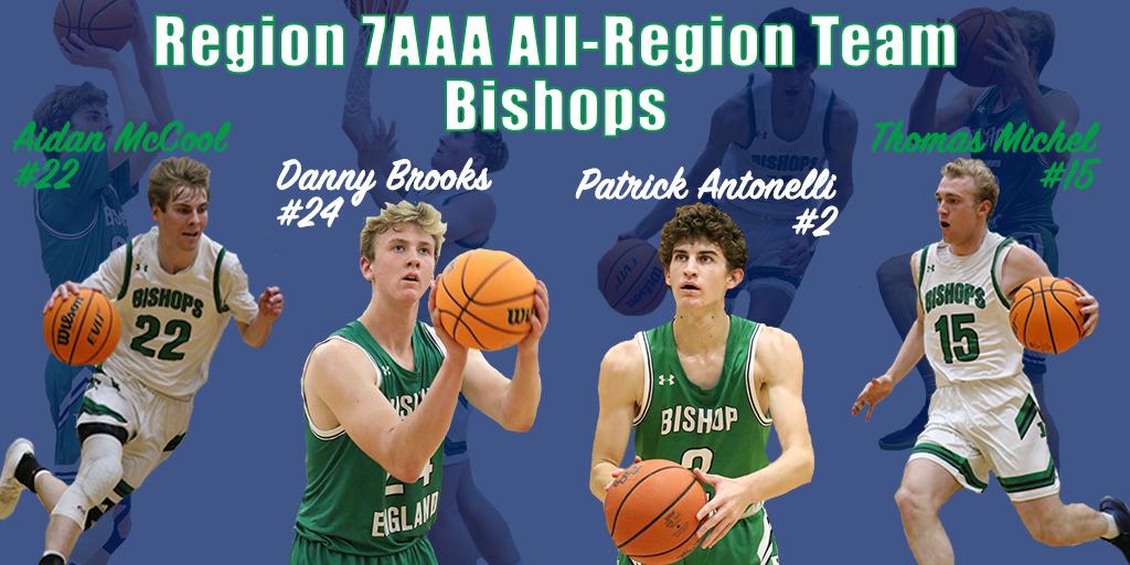 Boys Basketball All-Region Team Announced