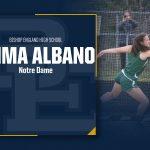 Congratulation Emma Albano