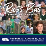 Russ Bus $20 for 20