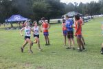 Girls Cross Country Team Takes 2nd at Low Country Invite