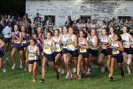 Girls Cross Country Team wins Military Magnet Invite