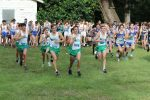 Boys Cross Country wins the Military Magnet Invitational
