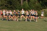 Girls Cross Country Wins Region Championship