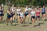 Girls Cross Country team finishes 2nd at Cici's Invite