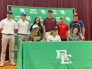 College Signing Day – November 11, 2020