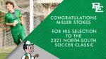 Congratulations Miller Stokes
