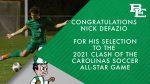 Congratulations Nick DeFazio