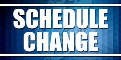 Boys Basketball Time Change