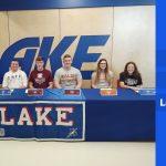 Lake Signing Day 2.5.2020