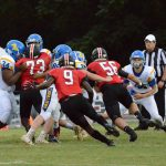 Boys Varsity Football beats Augusta Preparatory Day School 21 – 0