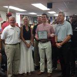 Sam Roberson named WJBF Scholar Athlete