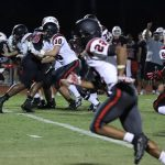 Boys Varsity Football beats Cardinal Newman 19 – 14