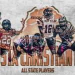 Football All State Selections