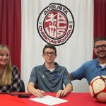 Jalbert inks with Southern Wesleyan