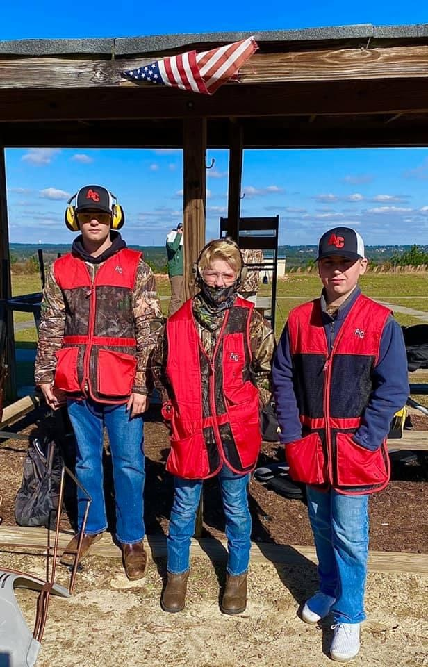 Middle School Clay Shooting Championship
