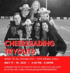 ACS Cheerleading Tryouts