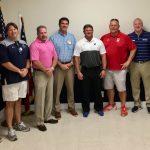 GCS Athletics, football teams in spotlight at Exchange Club meeting