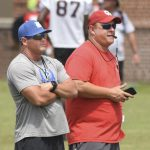Football: Pirates, Terrors back in weight rooms Monday