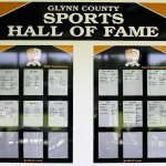 Glynn County Sports Hall of Fame puts new display in Athletics Center