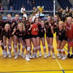 Glynn girls volleyball team claims another region title