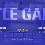 Jane Macon, Glynn Middle meeting again for football title