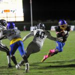 Brunswick blasts Effingham between bricks, 41-13