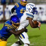 Pirates turn back Bradwell in finale, 21-13